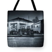 All Aboard The Fog Express Tote Bag