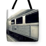 All Aboard Tote Bag