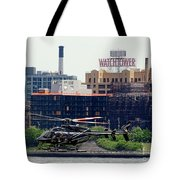 All Along The Watchtower Tote Bag
