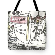 All Aspects Of China  Tote Bag