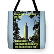 All Authority Tote Bag