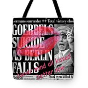 All Better Now #1 Tote Bag