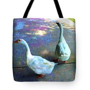 All Chalked Up Tote Bag
