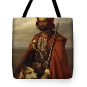 All Croat Tote Bag
