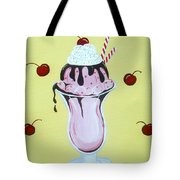 All Day Sundae Tote Bag