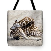 All Folded Up Tote Bag