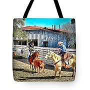 All In A Days Work Tote Bag