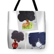 All In One  Tote Bag
