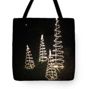All Is Bright Tote Bag