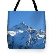 All Is White Tote Bag