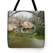All Life Is A Canvas Tote Bag