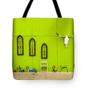 All Limed Up Tote Bag