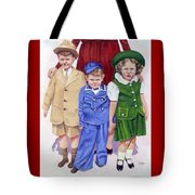 All My Children Tote Bag