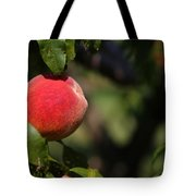 All Natural Peach Tote Bag