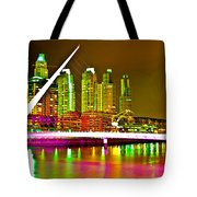 All Night Puerto Madero Tote Bag