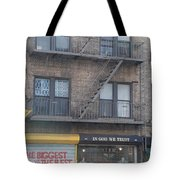 All Others Pay Cash Tote Bag