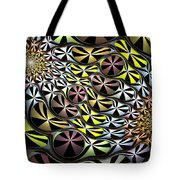 All Pied Tote Bag