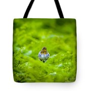All Puffed Up Tote Bag