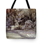 All Roads Lead Home Tote Bag by Sabine Jacobs