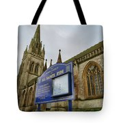 All Saints Tote Bag