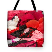 All Sizes Tote Bag