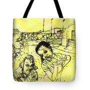 All Smiles In Nyanga Tote Bag