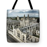 All Souls College - Oxford University Tote Bag