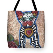 All Souls Day Aztec Tote Bag