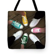 All Stars Ready For The Prom Tote Bag