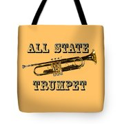 All State Trumpet Tote Bag