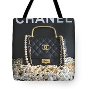 Timeless Beautiful Accessories  Tote Bag