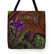 All The Colors Of A Dream Within A Dream  Tote Bag