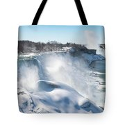 All The Falls Tote Bag
