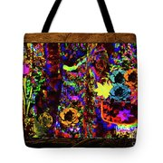 All The Flowers We Meant To Give Each Other Tote Bag