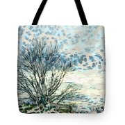 All The Leaves Have Gone Tote Bag
