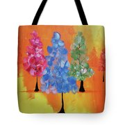 All The Pretty Colors II Tote Bag