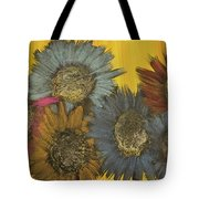 All The Pretty Flowers Tote Bag