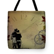 All The Time In The World Tote Bag