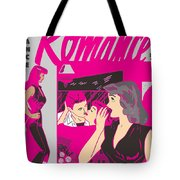 All True Romances 5 Pinks Tote Bag