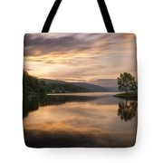 Allegany Sunset Tote Bag