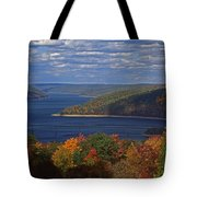 Allegheny National Forest Lake  Tote Bag