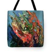 Allegorical Aftermath Tote Bag