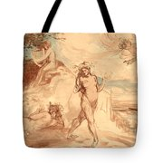 Allegorical Subject Tote Bag