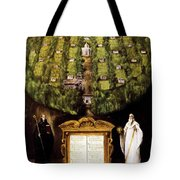 Allegory Of Camaldolese Order 1600 Tote Bag
