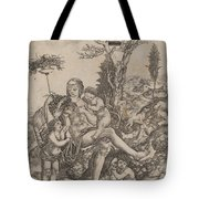 Allegory Of Mother Earth Tote Bag