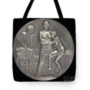 Allegory Of The Fight Against Death [reverse] Tote Bag