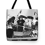 Allen And Ronnie And Artimus Tote Bag