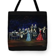 Allen Myers' Jazz Orchestra Tote Bag