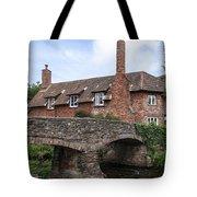 Allerford - England Tote Bag