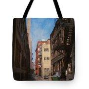 Alley 3rd Ward Tote Bag